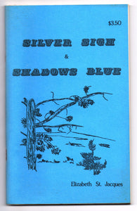 Silver Sigh & Shadows Blue