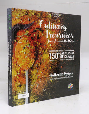 Culinary Treasures from Around the World: Authentic Recipes from Diplomats Posted in Canada