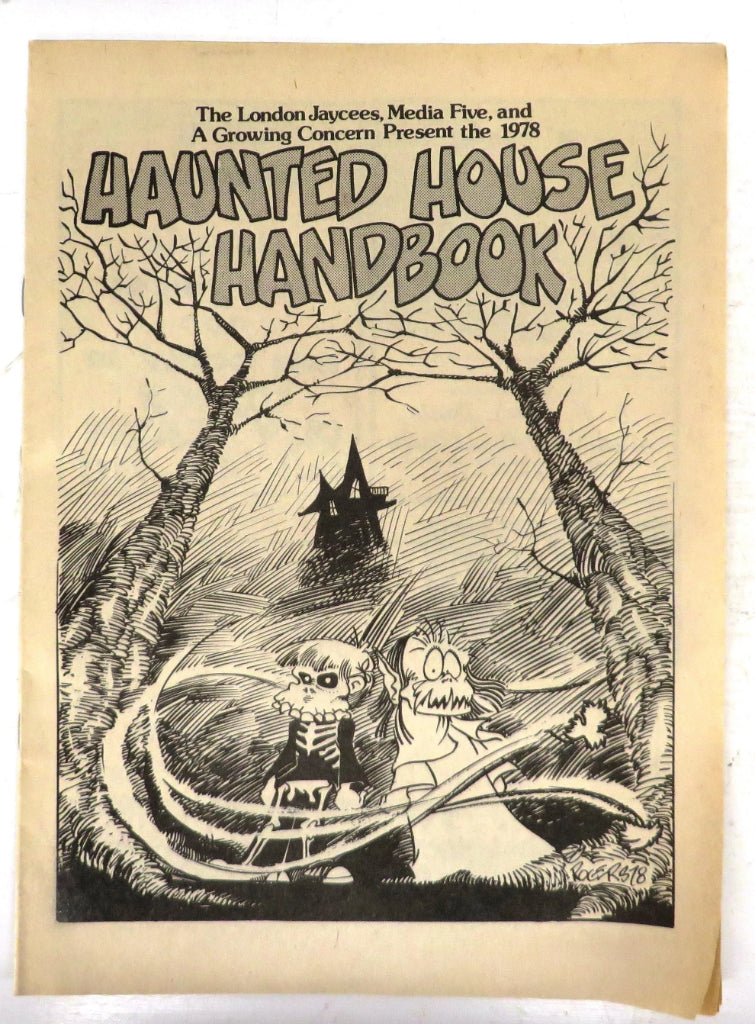 Haunted House Handbook, Halloween 1978