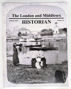 The London and Middlesex Historian 2014