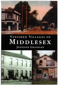 Vanished Villages of Middlesex
