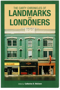 The Carty Chronicles of Landmarks and Londoners