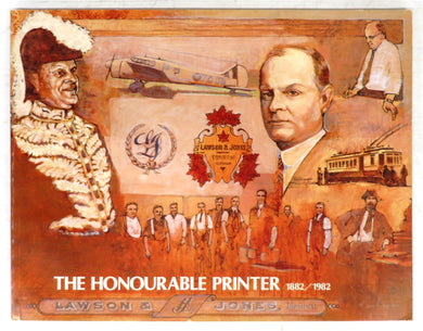 The Honourable Printer 1882/1982