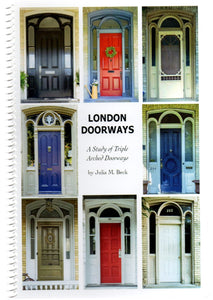 London Doorways: A Study of Triple Arched Doorways