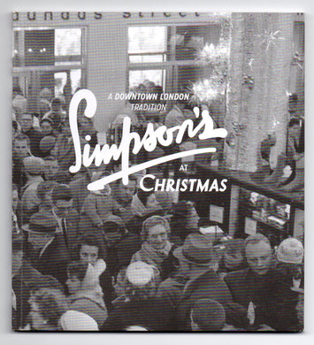 A Downtown London Tradition: Simpson's at Christmas