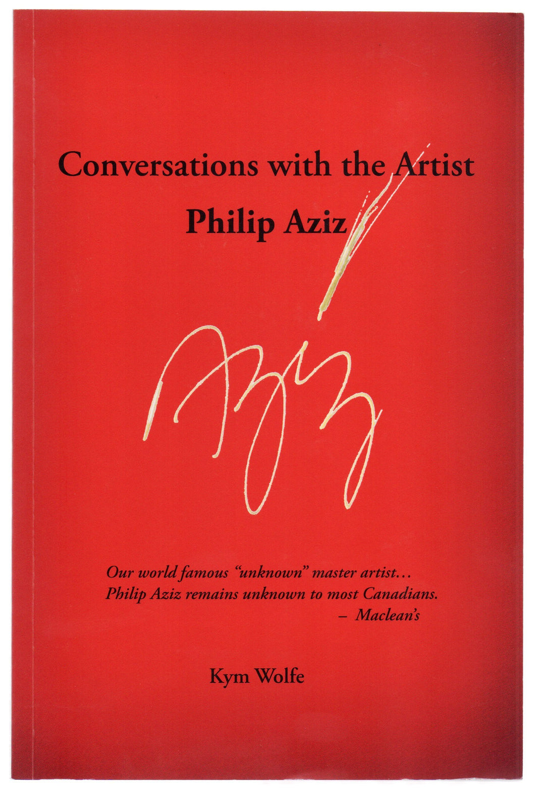 Conversations with the Artist Philip Aziz
