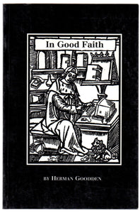 In Good Faith: A Book of Devotions and Diatribes