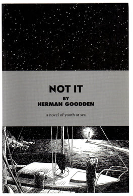 Not it: a novel of youth at sea