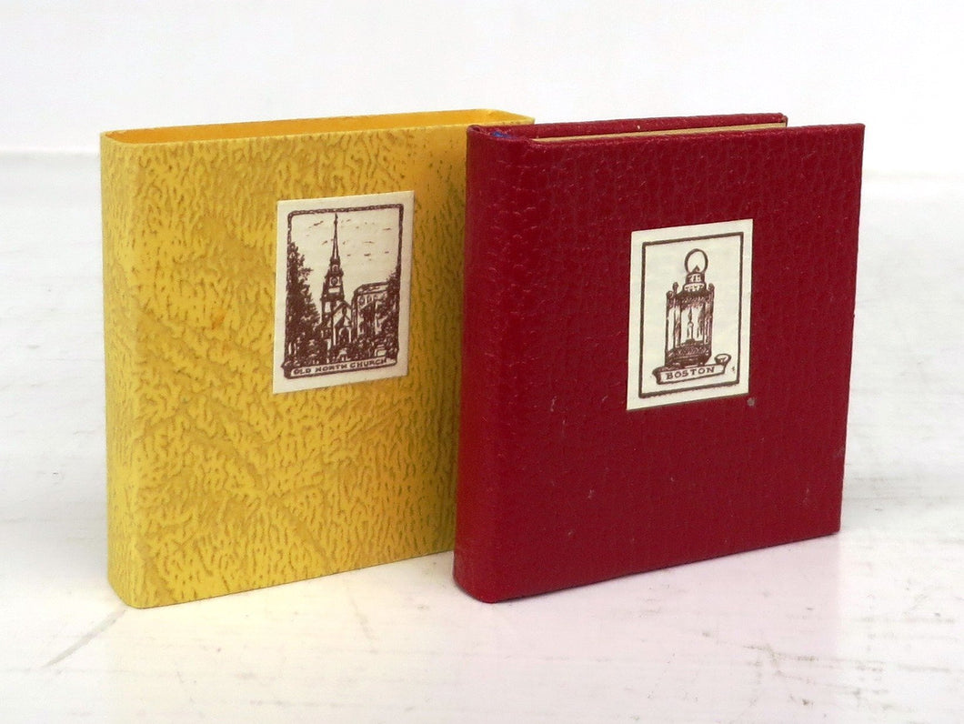 A Boston Cordial (miniature book)