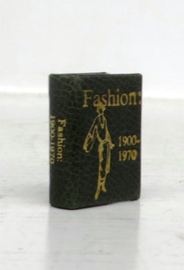 Fashion: 1900-1970 (miniature book)