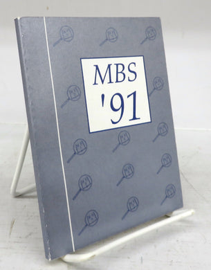 1991 Miniature Book Exhibition Catalog