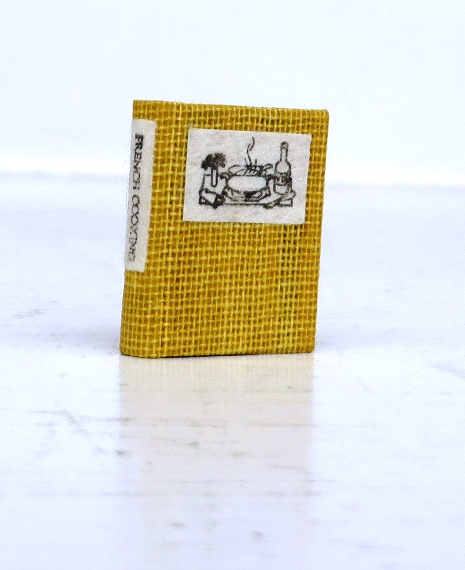 French Cooking (Miniature Book)