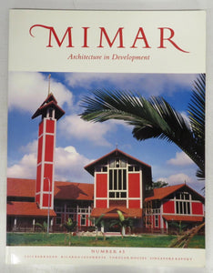 Mimar: Architecture in Development. 43 issues 1981 - 1991