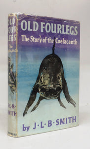 Old Fourlegs: The Story of the Coelacanth