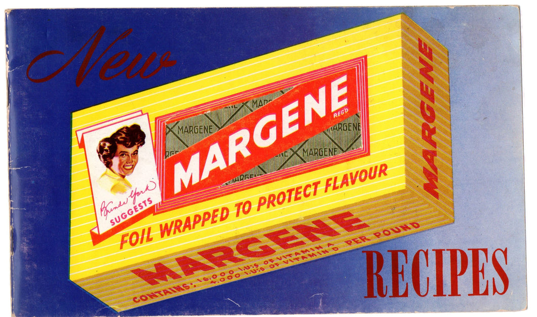 Margene Recipe Book