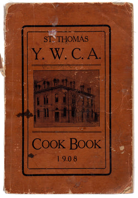 St. Thomas Y.W.C.A. Cook Book