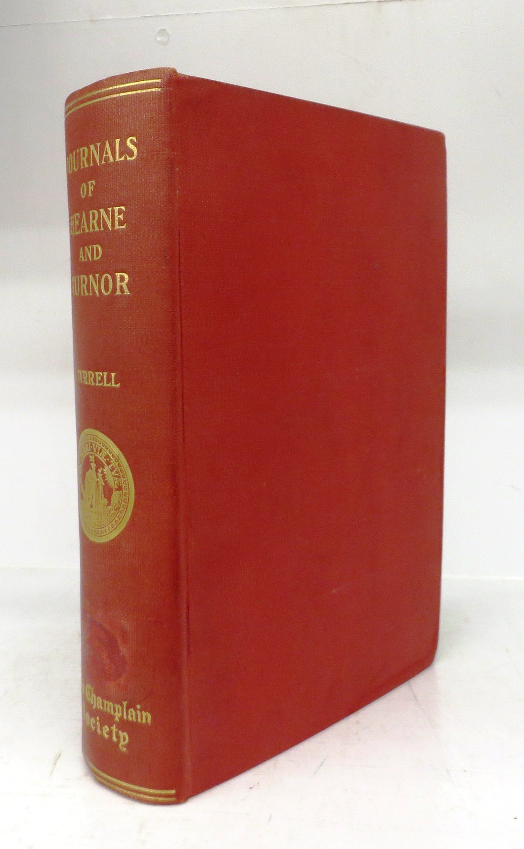 Journals of Samuel Hearne and Philip Turnor Between the Years 1774 and 1792