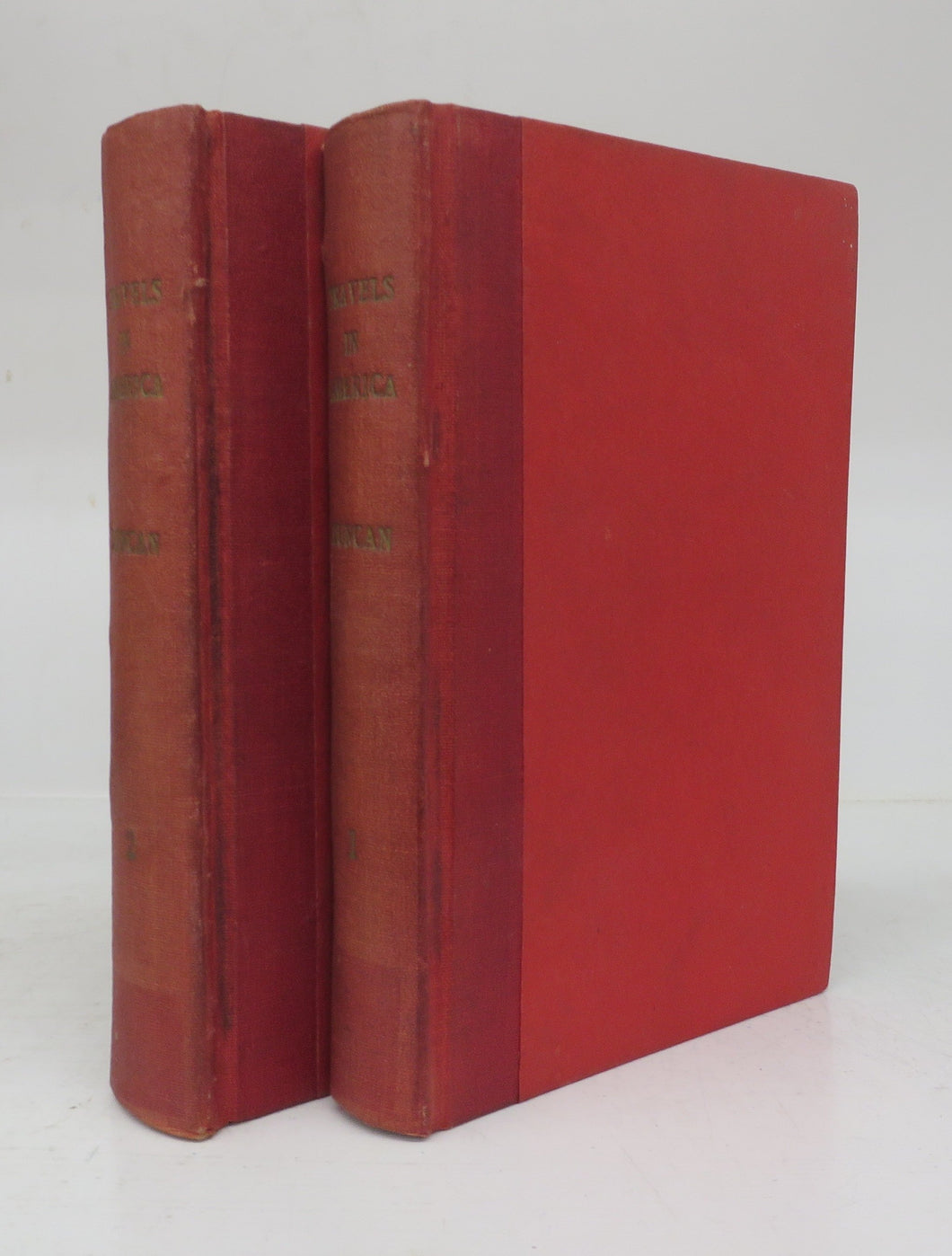 Travels Through Part of the United States and Canada in 1818 and 1819. In Two Volumes