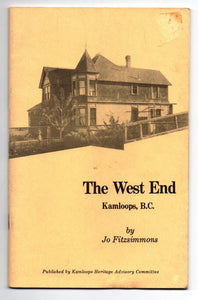 The West End, Kamloops, B.C.