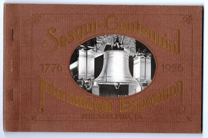 Sesqui-Centennial International Exposition viewbook