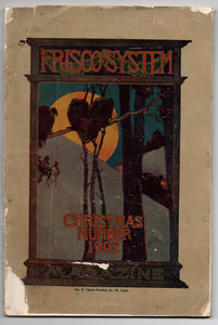 Frisco System Christmas Number 1902