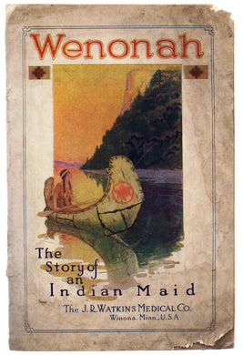 Wenonah: The Story of an Indian Maid