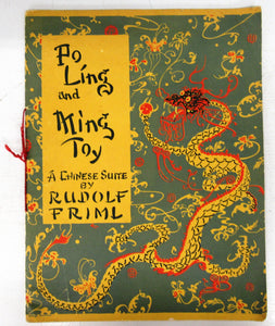 Po Ling and Ming Toy: A Chinese Suite