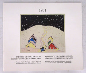 Painters of Canada Series: Exhibition of Christmas Cards