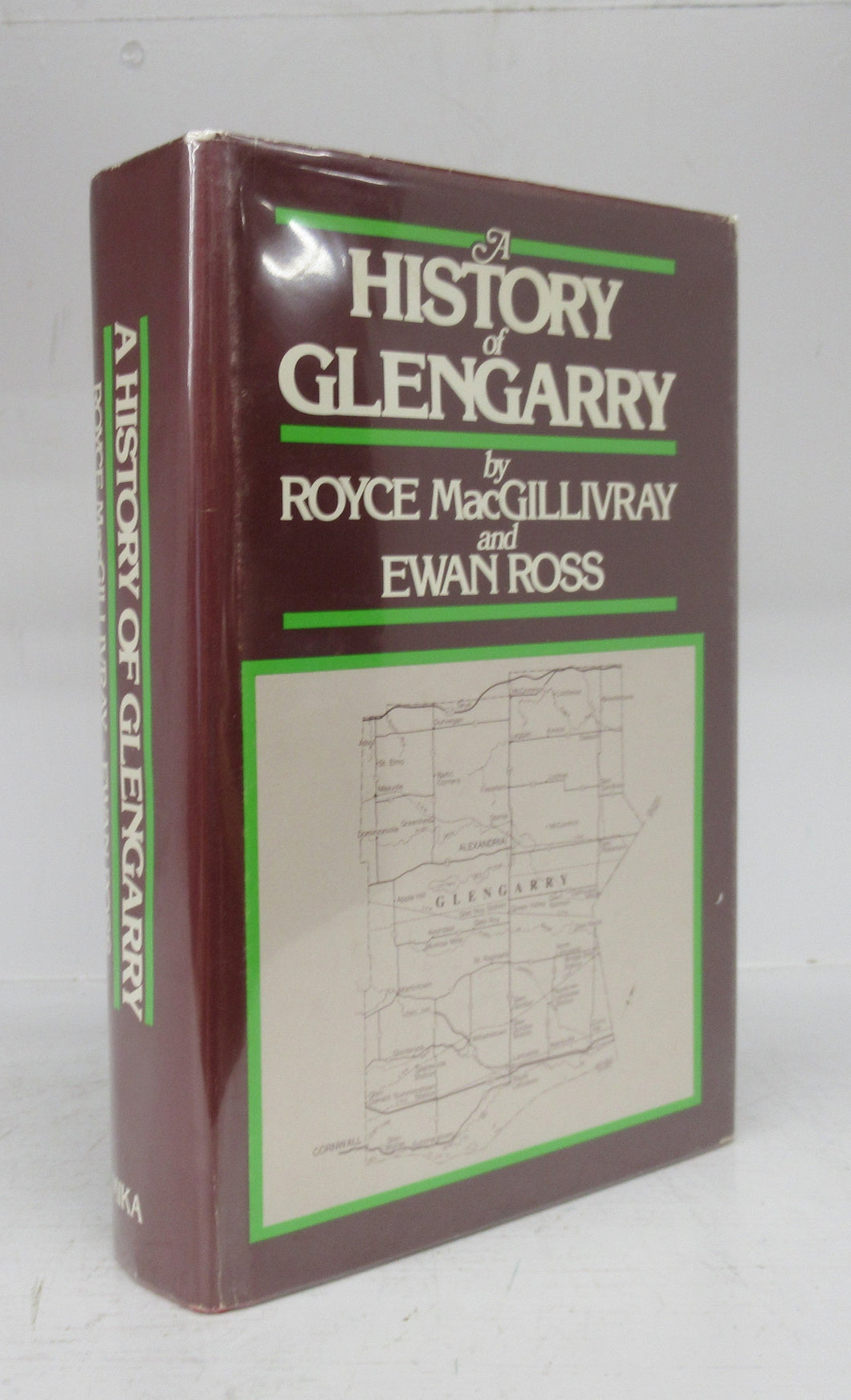 A History of Glengarry