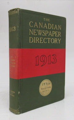 The Canadian Newspaper Directory 1913