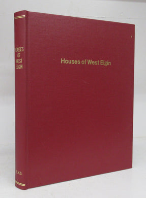 Houses of Elgin County: Houses of West Elgin