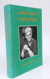 Anne Inez McCaffrey: Forty Years of Publishing. An International Bibliography
