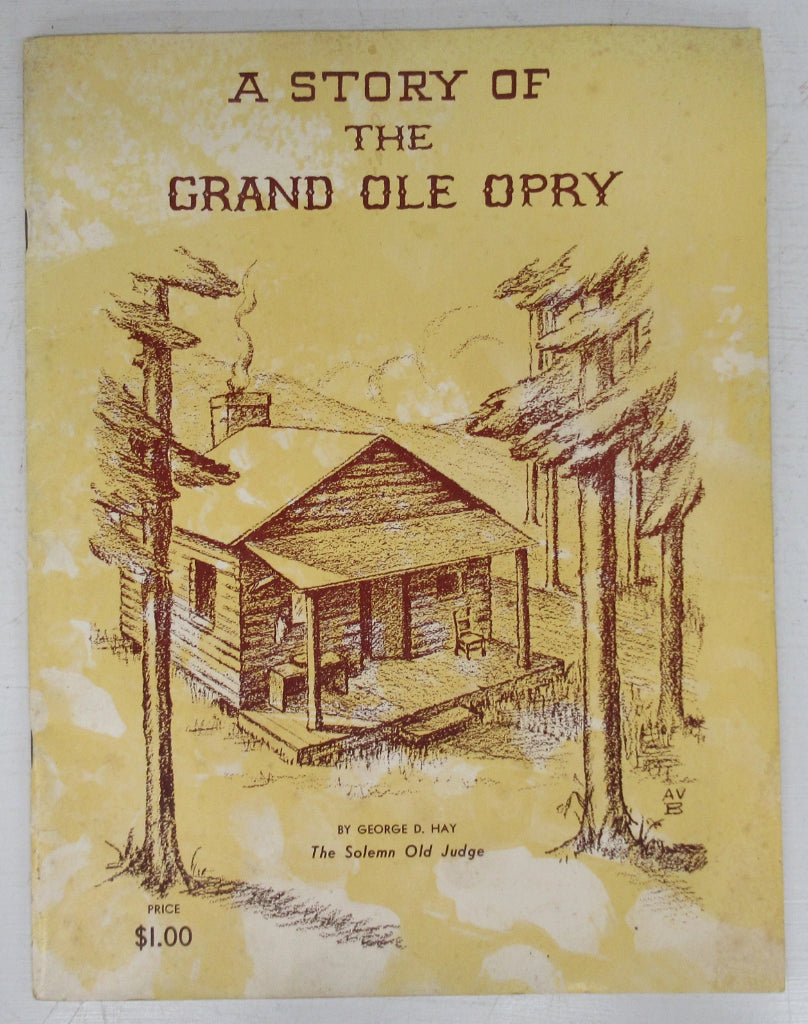 A Story of the Grand Ole Opry