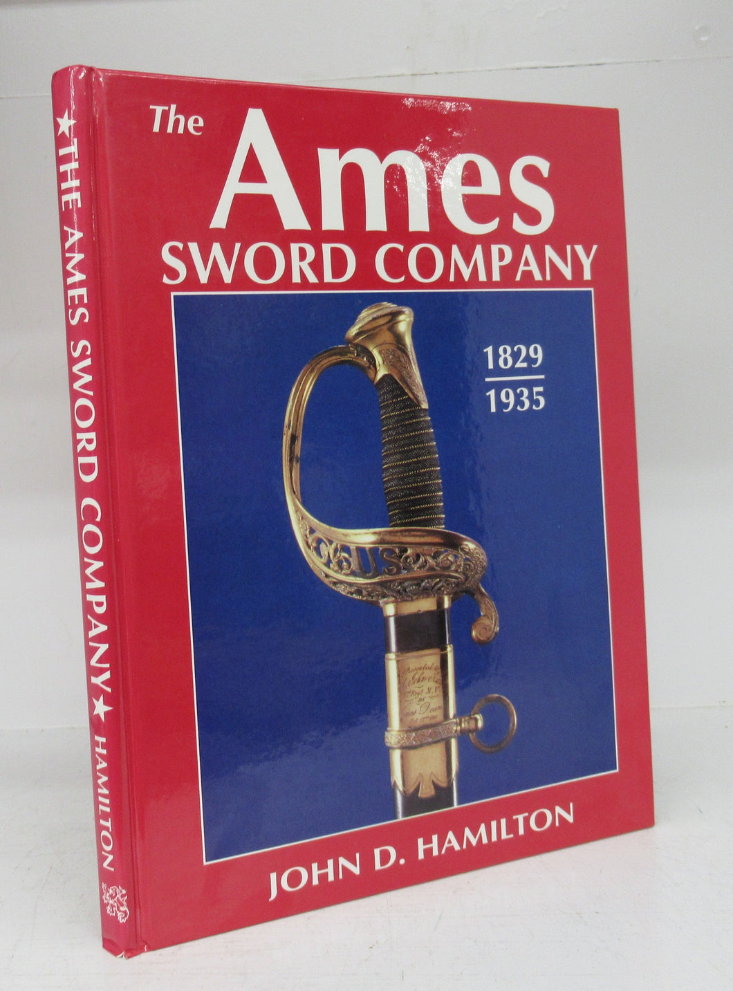 The Ames Sword Company 1829-1935