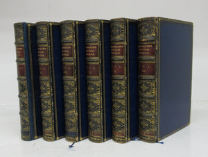 The Poetical Works of William Wordsworth. In Six Volumes