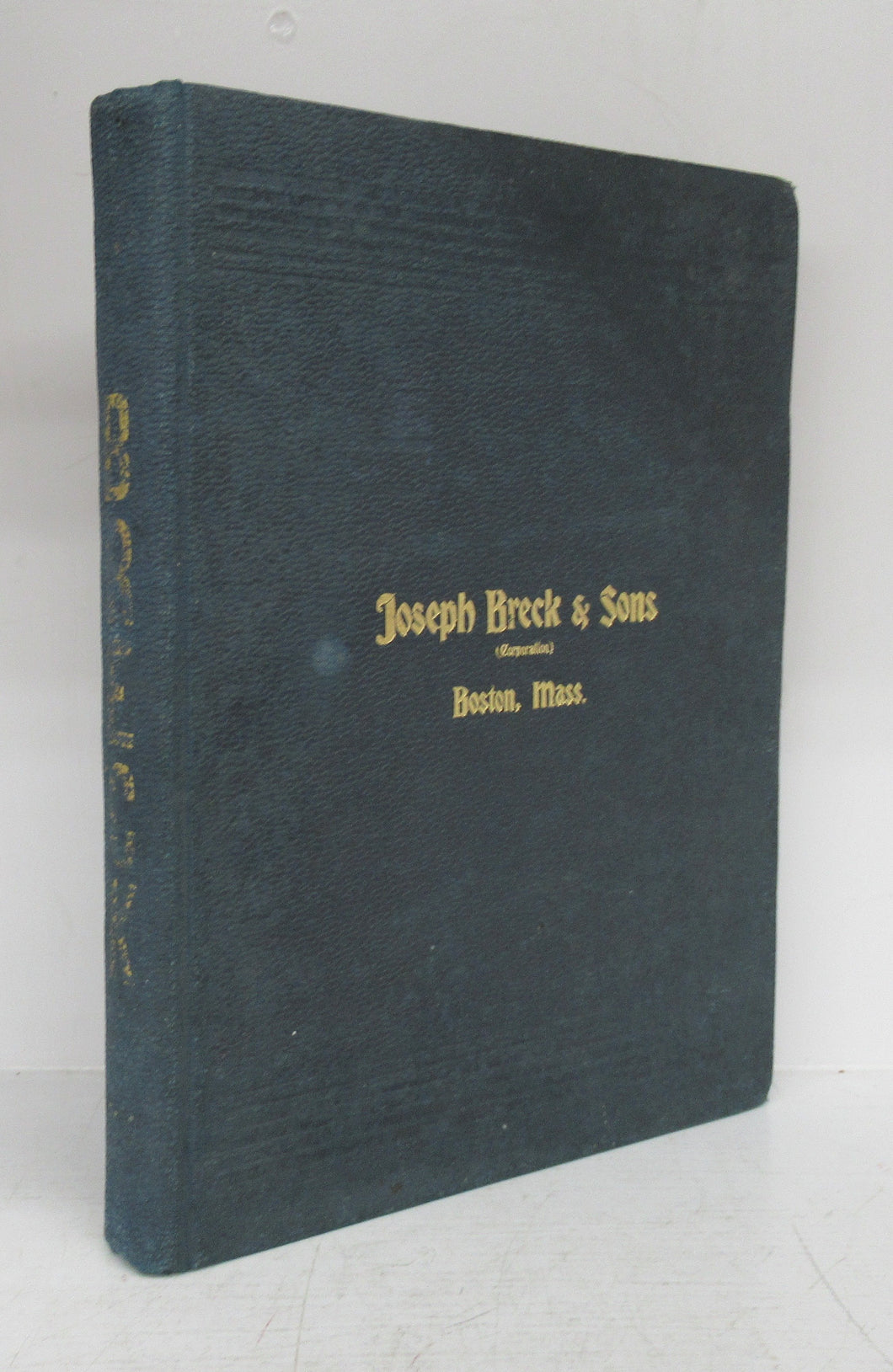 Joseph Breck & Sons trade catalogue