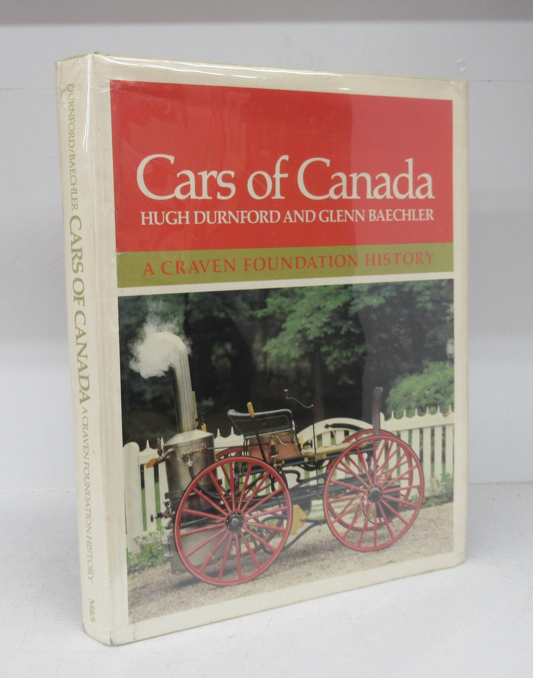 Cars of Canada: A Craven Foundation History