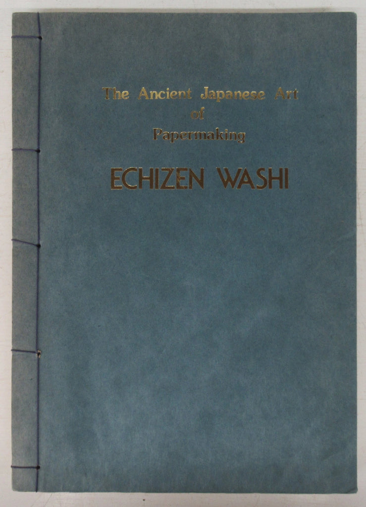 The Ancient Japanese Art of Paper Making - Echizen Washi