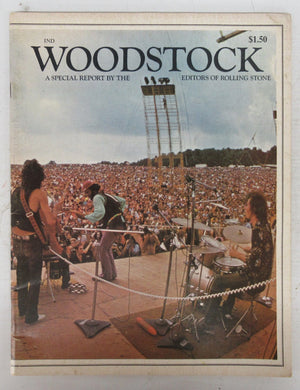 Woodstock: A Special Report by the Editors of Rolling Stone