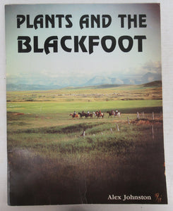 Plants and the Blackfoot