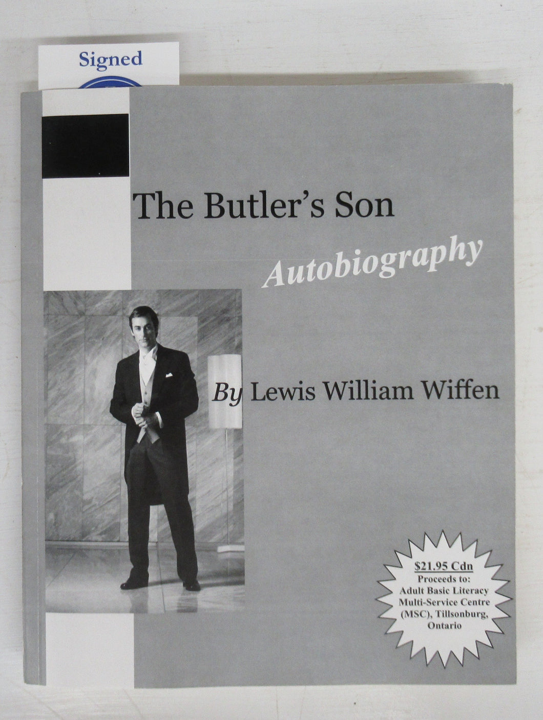 The Butler's Son