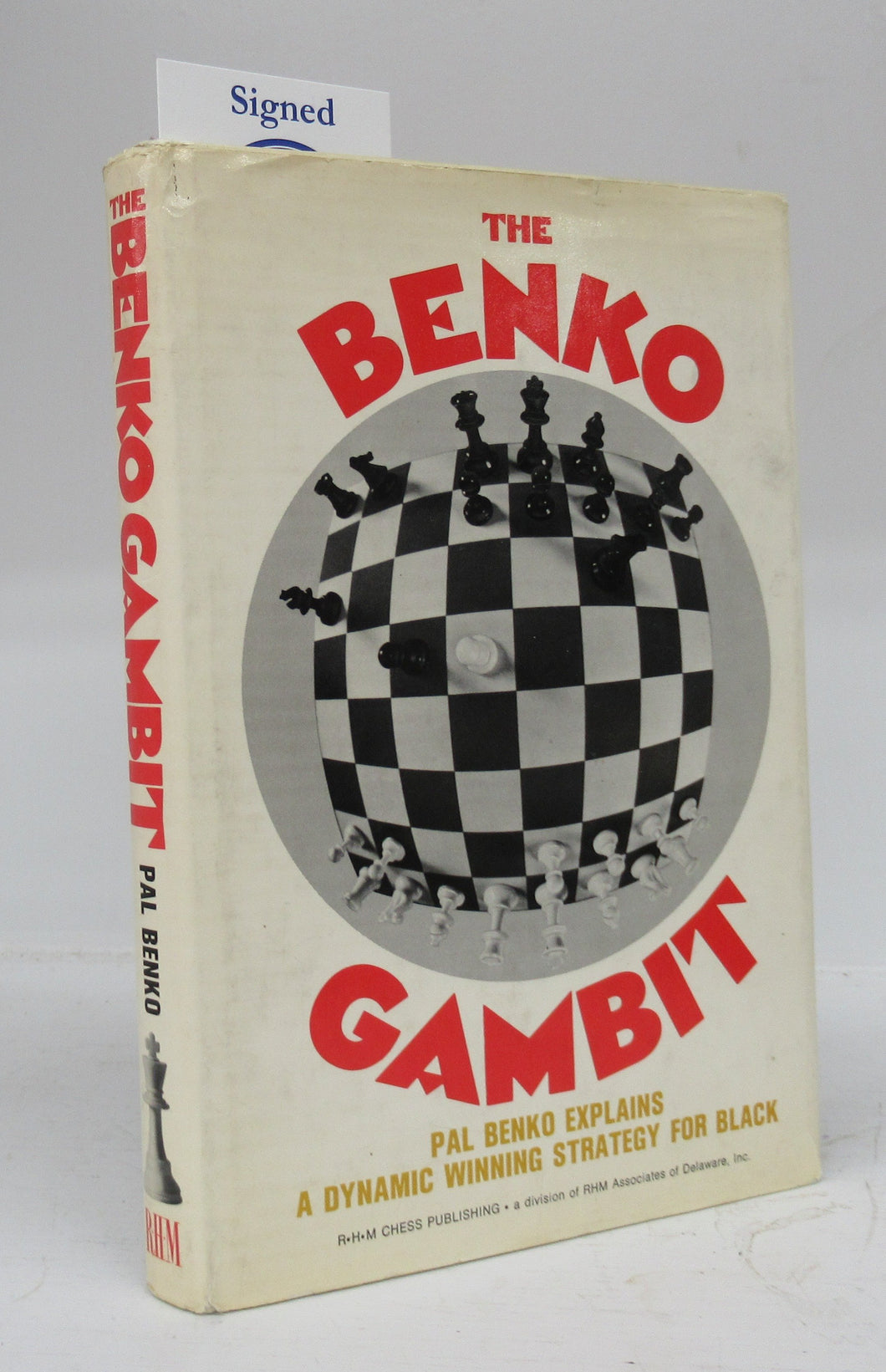 The Benko Gambit