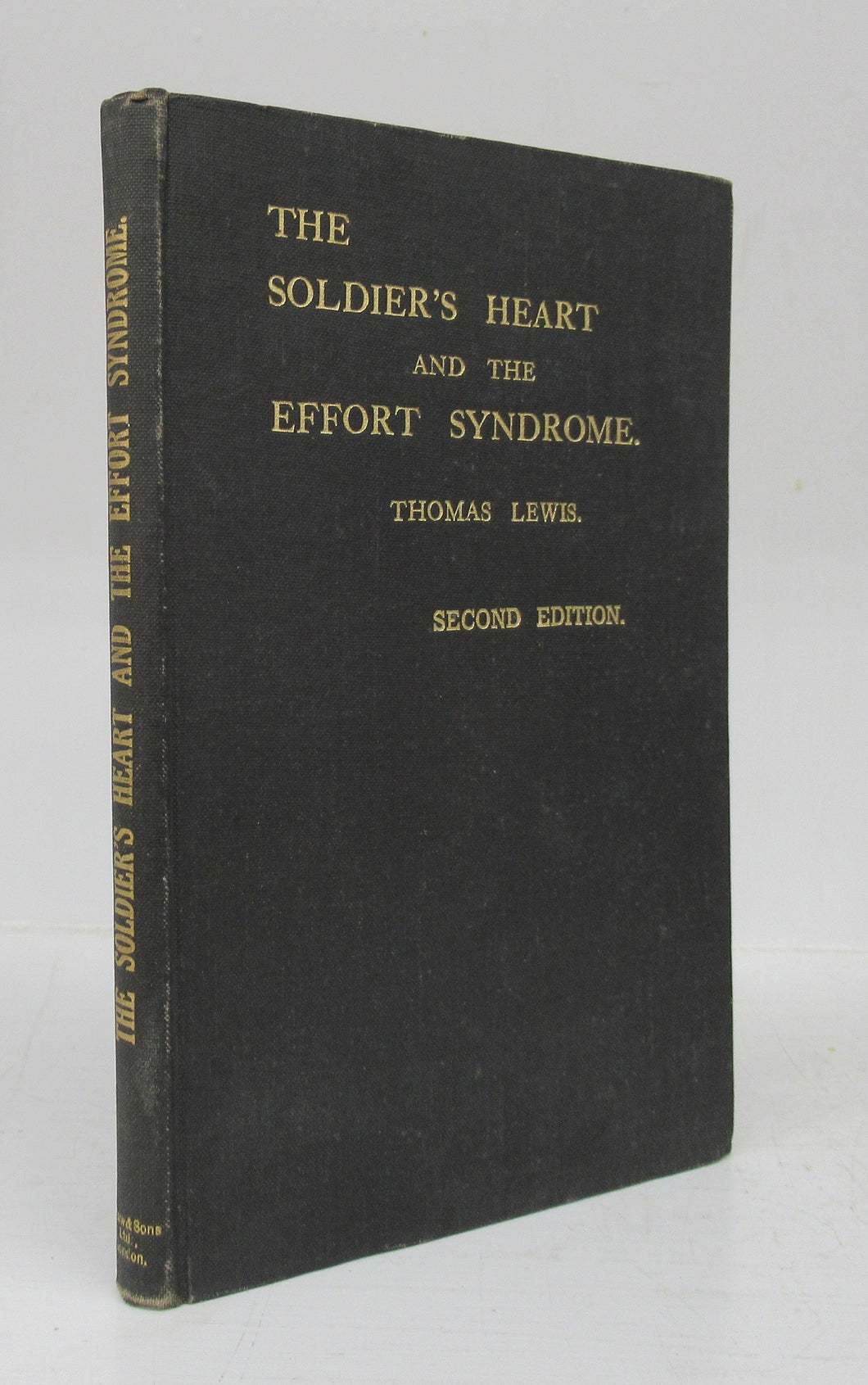 The Soldier's Heart and the Effort Syndrome