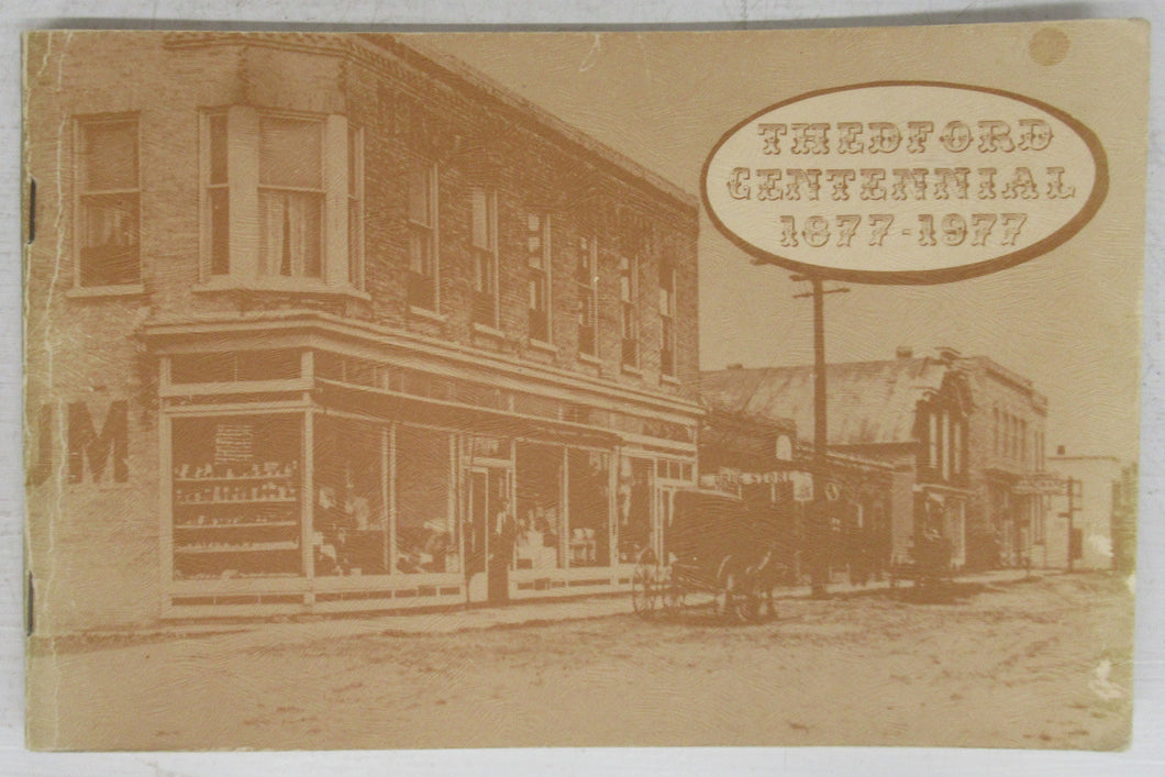 Thedford Centennial 1877-1977