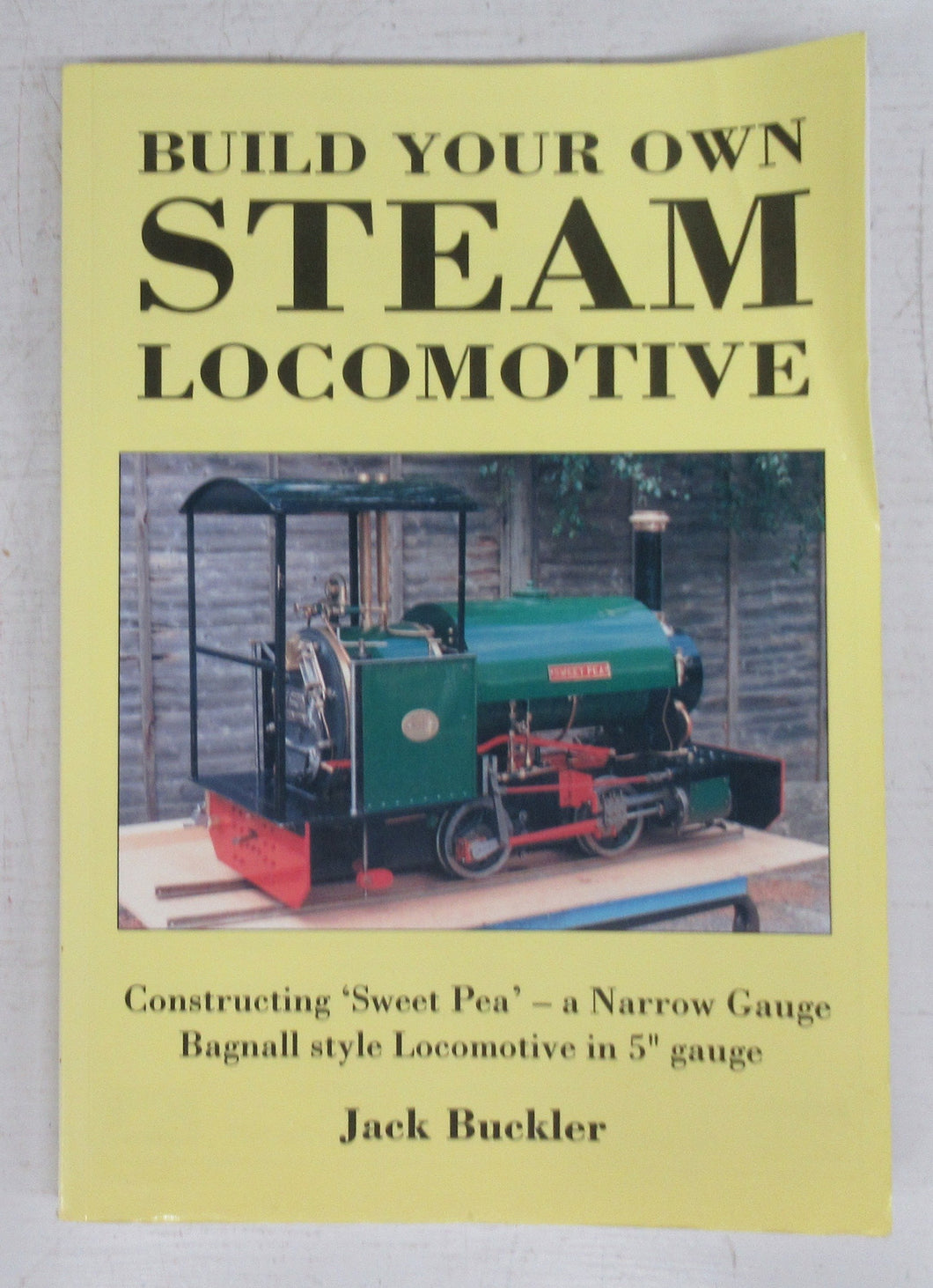 Build Your Own Steam Locomotive