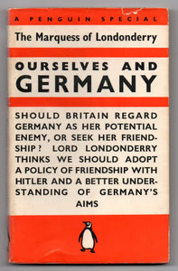 Ourselves and Germany