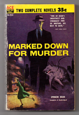 Marked Down For Murder; The Buried Motive