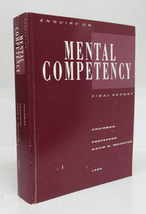 Enquiry on Mental Competency: Final Report