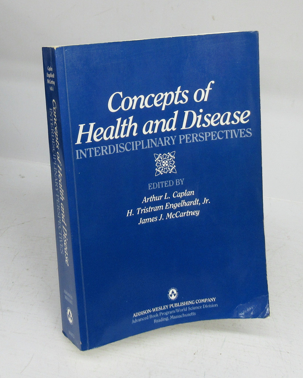 Concepts of Health and Disease: Interdisciplinary Perspectives