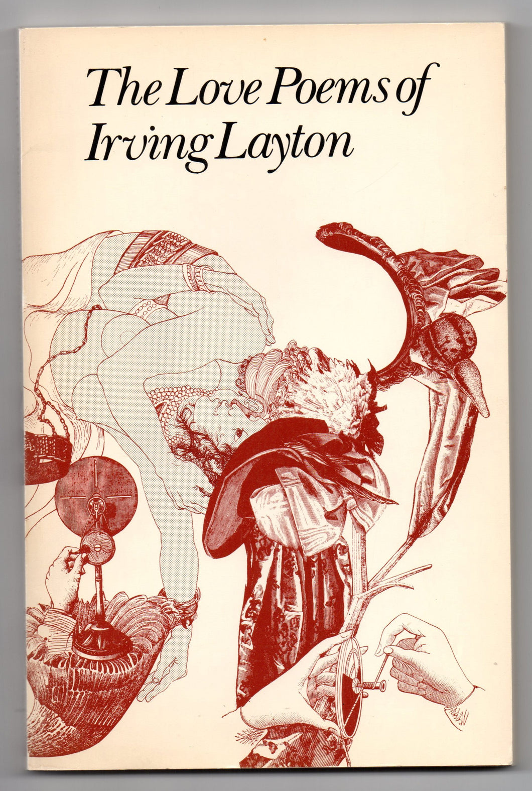 The Love Poems of Irving Layton